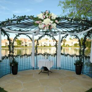 Swan Garden Ceremony Only