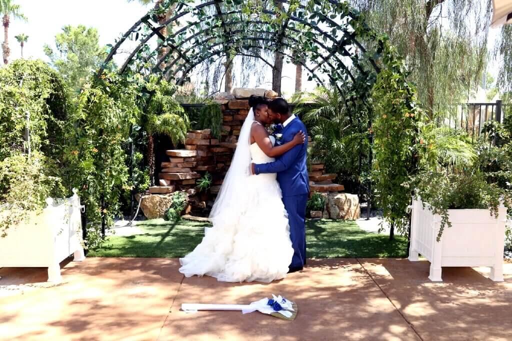 Waterfall Garden Attraction All Inclusive Wedding ...
