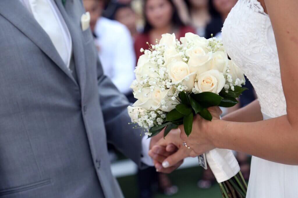 Swan Garden Diamond All Inclusive Vegas Wedding