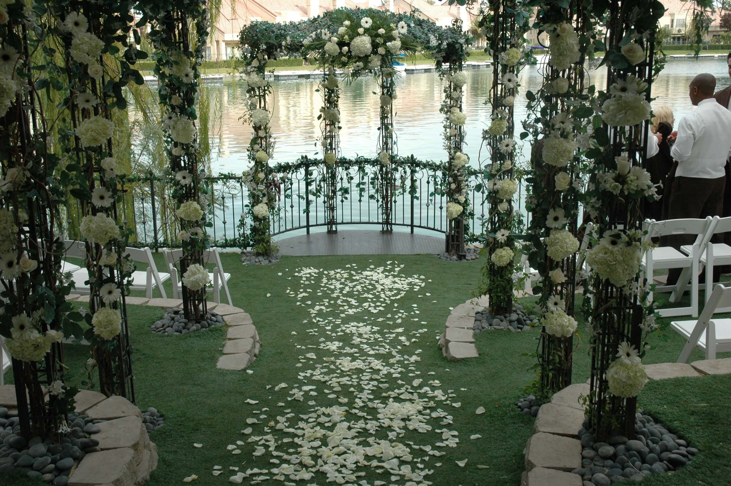 Las Vegas Wedding Packages All Inclusive.Special Lakeside Emerald All Inclusive Wedding Reception Package Up To 50 Guests Included