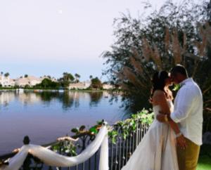 The Heritage Garden at Lakeside Weddings