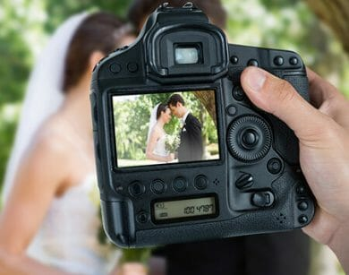 Wedding and Reception Venues Near Downtown Vegas with Photography Services